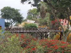 Barranco Bridge of Sighs re-opens tonight