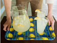 Refresh yourself: Know the benefits of drinking lemonade