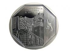 Peruvian coin wins best legal currency in the world
