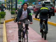 Municipality of Miraflores promotes car-free day campaign
