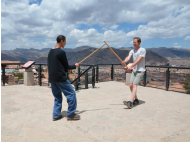 Cusco: Where the Samurai way is alive and well