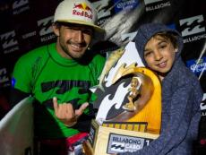 Cristobal de Col wins Billabong Cabo Blanco Tournament