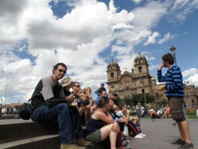 Domestic tourism performed well last year at S/. 160 million