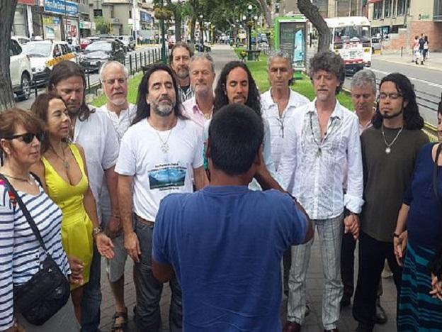 Lima: Raelians look to build extraterrestrial embassy