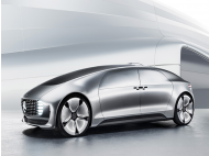 The Mercedes-Benz F 015 Luxury is the future of cars