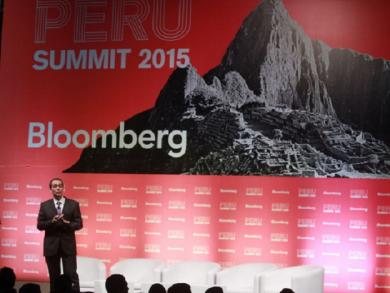 Bloomberg ranks Peru one of the fastest growing economies of 2015