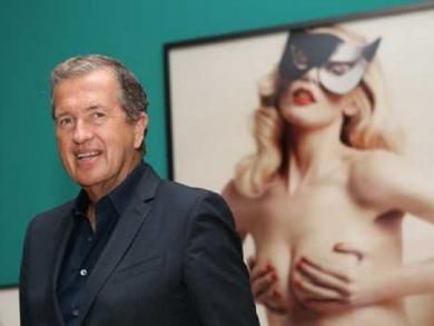 Mario Testino to be honored Lifetime Achievement in Infinity Awards