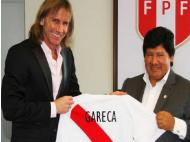 Ricardo Gareca becomes coach for men's national Peruvian soccer team