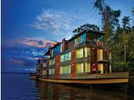 Take a cruise on the Amazon
