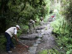 Inca Trail reopens after a month of maintenance