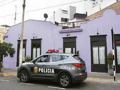 Specialized police group to investigate restaurant robberies in Miraflores