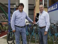 San Borja, Surquillo, Miraflores and Surco inaugurate bike path system