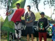 Peruvian cyclist Franco Mamani crowned champion