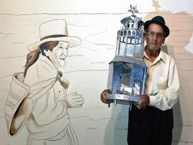 Ministry of Culture awards master tin artist from Huanta