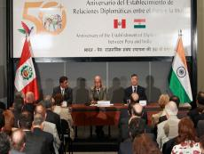 India, Peru Free Trade Agreement progressing