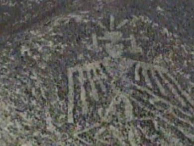 Ministry of Culture discovers possible new geoglyph in Ica