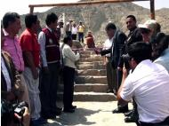 Cieneguilla: Ministry of Culture inaugurates Qhapaq Ñan archaeological site