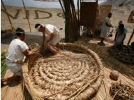 Peru Gov't declares reed and cattail basketry Cultural Heritage