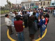 98 earthquakes recorded in Peru by April of this year