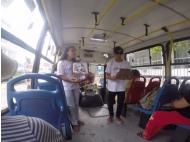 YouTube: Cultura PE gives history lessons on public transport