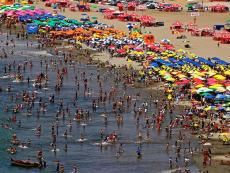 Labour Day boosts tourism business