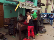 Amazing Race comes to Peru