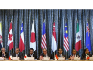 Peru joins world's largest trading bloc