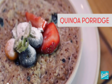 Recipe: Quinoa Porridge