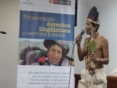 First Bilingual Awajún Civil Registry launches today