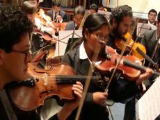 Cusco brings special symphony to the ears of locals