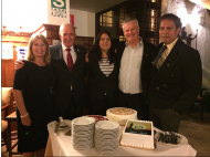 The Rotary Club Lima Sunrise, dedicated in helping others