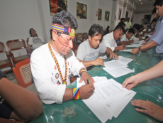 Lot 192: Indigenous communities win compensation and clean-up