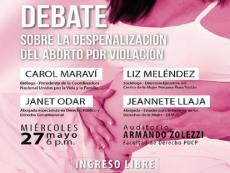 Peru: Women strip down in front of Congress to demand legalization of abortion