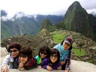 Preferred destinations in Peru for Chinese tourists are Amazonas and Machu Picchu