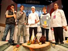Mistura calls on young chefs to participate in competitions