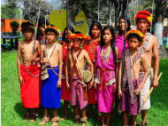 Saving Peru's indigenous languages