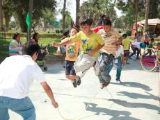 MML to celebrate International Day of Play in Lima parks