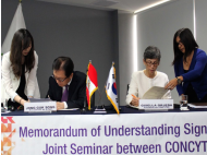 Korea to show Peru how to promote good science and technology policy