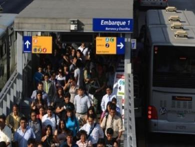 Earthquake drill: Metropolitano will stop for 10 minutes
