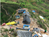 Regional government, church officials call for action against illegal mining in Cajamarca
