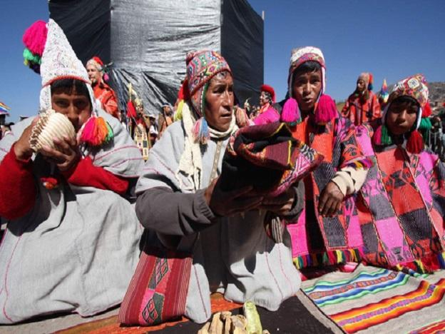 Ministry of Culture publishes Quechua history in Database