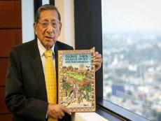91-year-old Peruvian finishes translating Don Quijote to Quechua