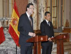 President Ollanta Humala begins official visit in Spain