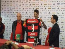 "Paolo Guerrero: ""I am proud to represent Flamengo"""