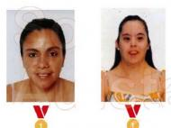 Peruvian swimmers win first gold medals at Special World Olympic Games 2015