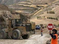Pres. Humala affirms Ayacucho to have all its roads paved