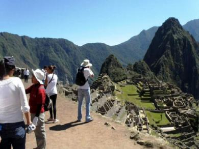 Peruvians claim Machu Picchu most representative landmark