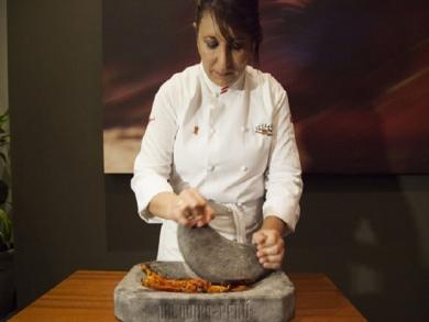 Peruvian chef Monica Huerta takes Arequipa's flavors to Italy