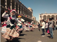 Day of Wititi celebrated in Arequipa