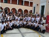 Beca 18 sends 83 students to France